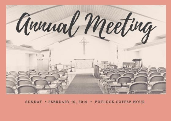 Annual Meeting 2
