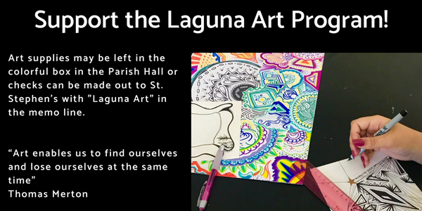 Support Laguna Art Program 2
