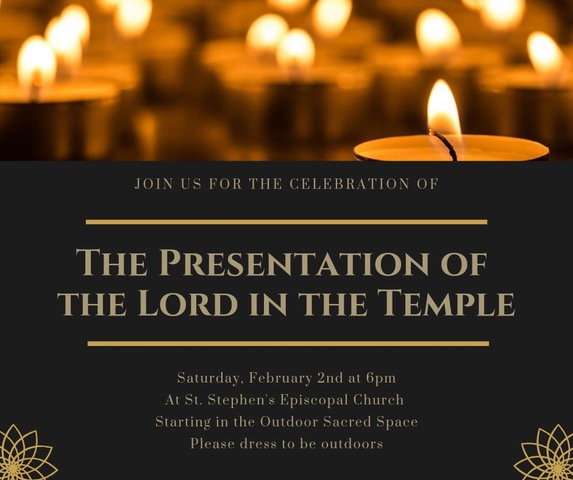 The Presentation of the Lord in the Temple